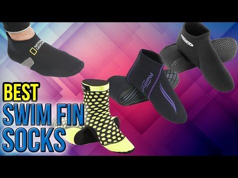 6 Best Swim Fin Socks 2017