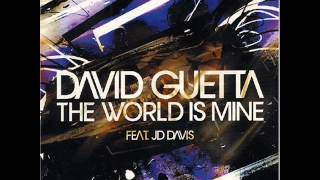 David Guetta - The World Is Mine vs Herd & Fitz Feat. Abigail Bailey - Just Can't Get Enough