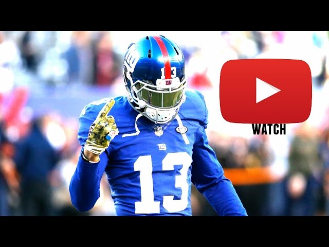 Odell-beckham-jr-career-highlights