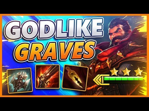 *⭐⭐⭐* GRAVES IS BETTER THAN DRAVEN (6 GUNSLINGER) - BunnyFuFuu TFT