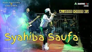 Yang Alusss Hadir Lagi Boss... SYahiba Saufa Welas Hang Ring Kene Live