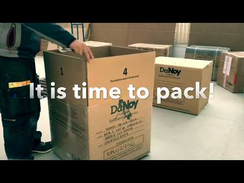 How to pack your Balikbayan Box
