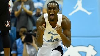 Theo Pinson Soars For Huge Dunk | CampusInsiders