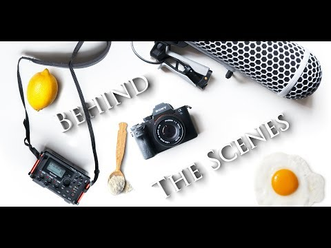 Dinner Tales Of An Assassin - My RØDE Reel 2017 BTS