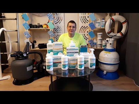 Купить недорогую химию Bayrol для воды бассейнов
