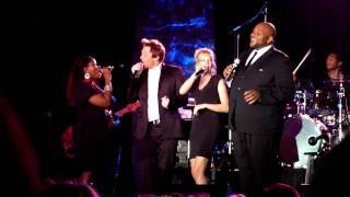 Clay Aiken & Ruben Studdard - 70's Medley - Reno