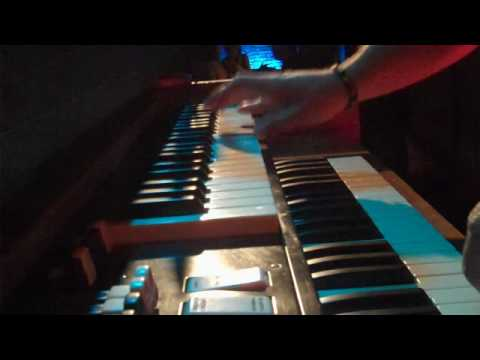 """Are You Gonna Go My Way"" Organ Solo 6-16-2010"