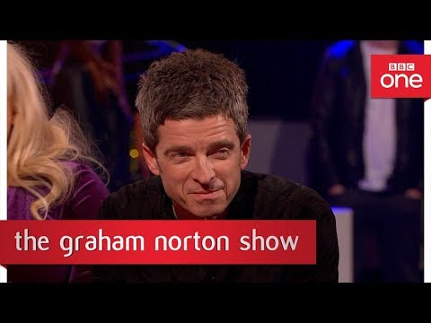 What's the connection between Jack Black and Noel Gallagher? - The Graham Norton Show: 2017 - BBC