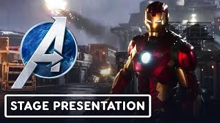 Marvel's Avengers Game Full Reveal Presentation - E3 2019