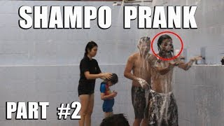 SHAMPO PRANK PART 2 - SAMPAI ORANG KESAL DAN EMOSI..? PRANK INDONESIA