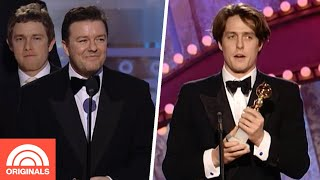 The Funniest Golden Globes Acceptance Speeches Of The Past 25 Years | TODAY Original