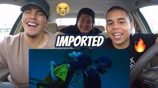 Jessie Reyez & 6LACK   Imported (REACTION REVIEW)