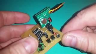 raspberry pi 433mhz transmitter - TH-Clip
