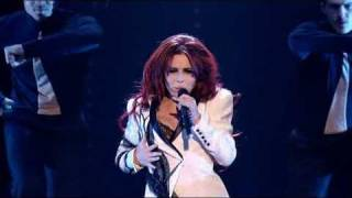 Cheryl Cole - Promise This - Live 24 Oct 2010