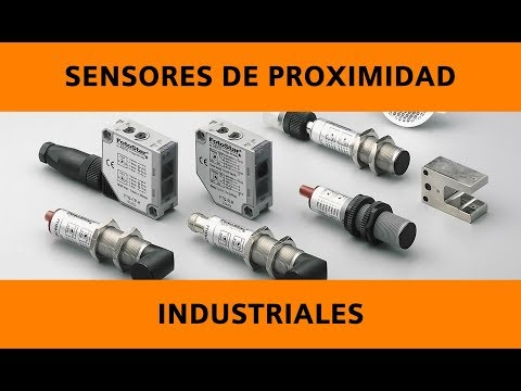 Sensores de proximidad Industriales