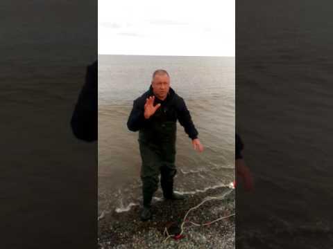 Самая быстрая рыбалка - на Камчатке