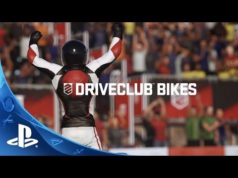 DRIVECLUB BIKES - Launch Trailer - PS4 thumbnail