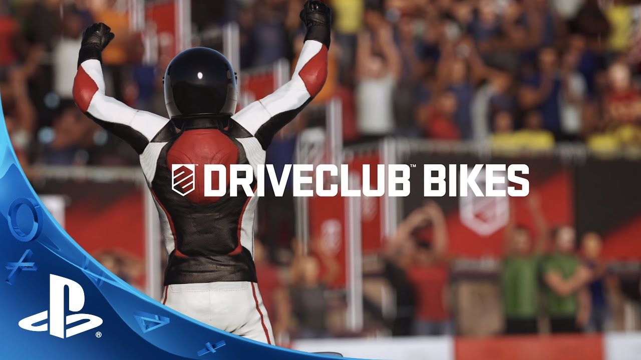 Driveclub Bikes Out Today on PlayStation Store