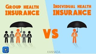 [Kannada]Health Insurance - Difference Between Individual and Group Health Insurance