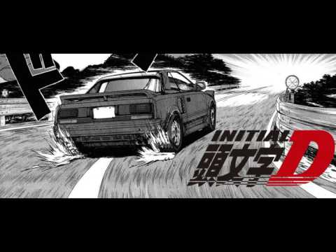 initial d - first stage d non-stop megamix ost.rar