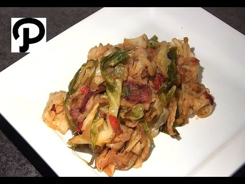World's Best Fried Cabbage Recipe: How To Make Fried Cabbage With Bacon