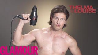 This Guy Transforms Into 11 Brad Pitt Looks | Glamour