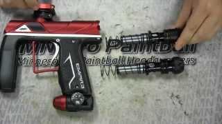 The New Empire Axe Pro (Paintball Gun Review)