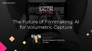 The Future of Filmmaking: AI for Volumetric Capture