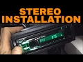 2001-2004 Dodge Dakota/Durango Radio/Stereo/Deck Installation/Replacement Video