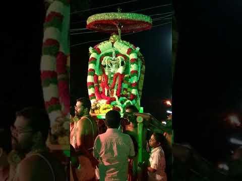 Vattavilai Then Tirupati Perumal Garuda Utsavam Part2