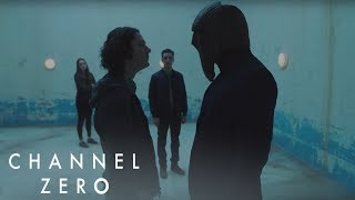 CHANNEL ZERO: NO-END HOUSE | Episode 1 Clip: Door #2 | SYFY