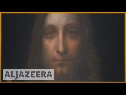 🖼️ Where is Salvator Mundi, da Vinci's painting that sold for $450m?   Al Jazeera English