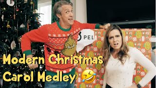 Modern Christmas Carol Medley
