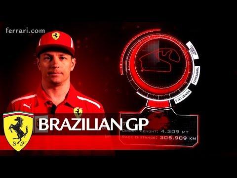 Brazilian Grand Prix Preview - Scuderia Ferrari 2018