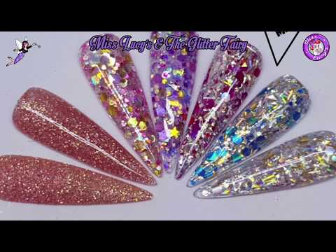 ?July VIP Glitters?Product Video?The Glitter Fairy?