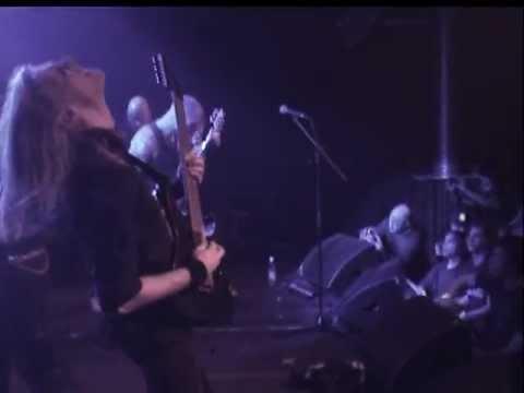 UNANGEL - Black Lead Halo (Live at Emergenza Festival - Klubben, Stockholm)