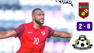 Prelim's Gold Cup : Guadeloupe - Bahamas (2-0)