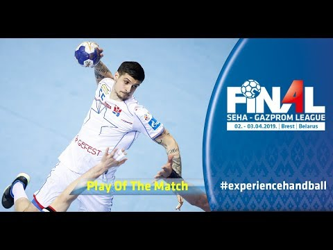 Final 4, 2019 | Play of the match: Petar Djordjic (Vardar vs Meshkov Brest)