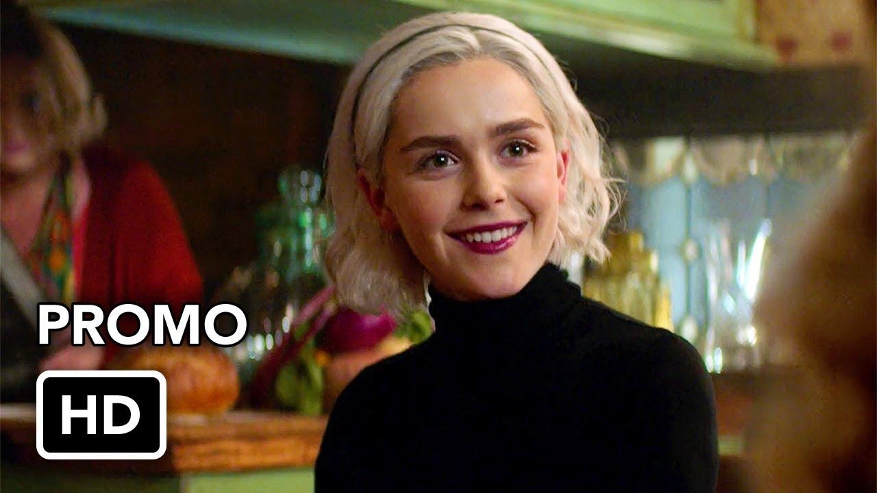 2ª temporada de 'O Mundo Sombrio de Sabrina' ganha data de estreia; confira o teaser