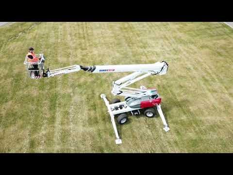 Dinolift RXT Working Platforms