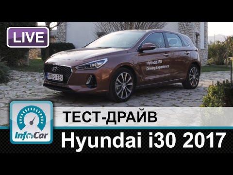 Hyundai  I30 Хетчбек класса C - тест-драйв 1