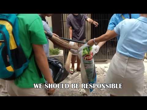 Improper garbage disposal - community problem