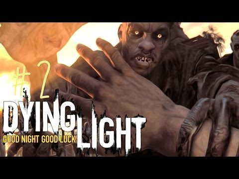 Dying Light Walkthrough Zombie Parkour Insanity By Pewdiepie Game