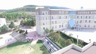 Akhisar Koleji Drone Görüntüleri