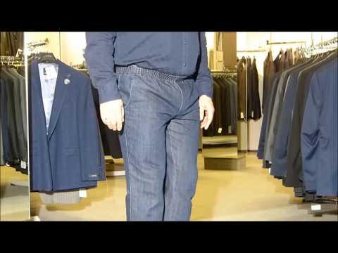 Luigi Morini | Bequeme Jeans Schlupfhose | Kimmich Mode-Versand | Der Spezialist für Männermode