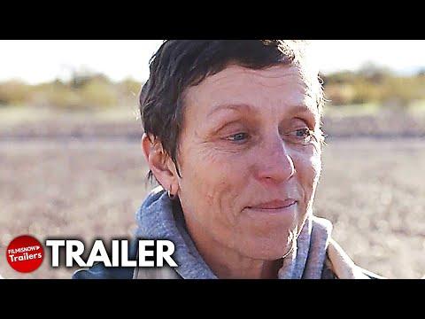 Nomadland Trailer Starring Frances McDormand