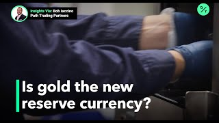 What would it take to replace the U.S. dollar as reserve currency?