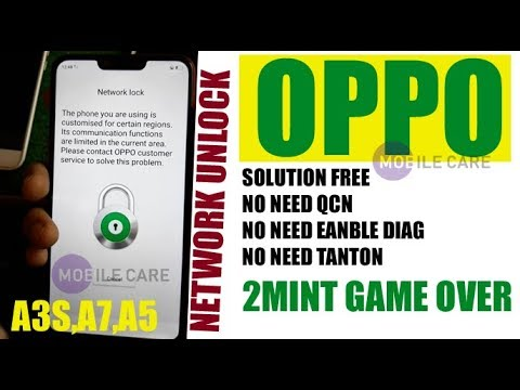 how-to-unlock-oppo-network-lock-free-unlock-oppo-a7-a3s-a5