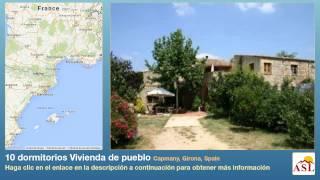preview picture of video '10 dormitorios Vivienda de pueblo se Vende en Capmany, Girona, Spain'