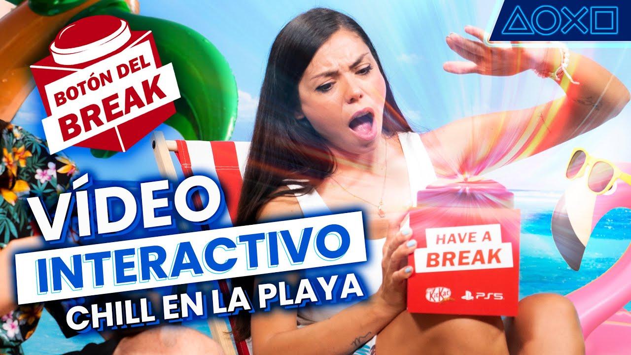 Pulsa el Botón del Break y gana con KITKAT | Te esperan consolas PS5, mandos DualSense, suscripciones y mucho más